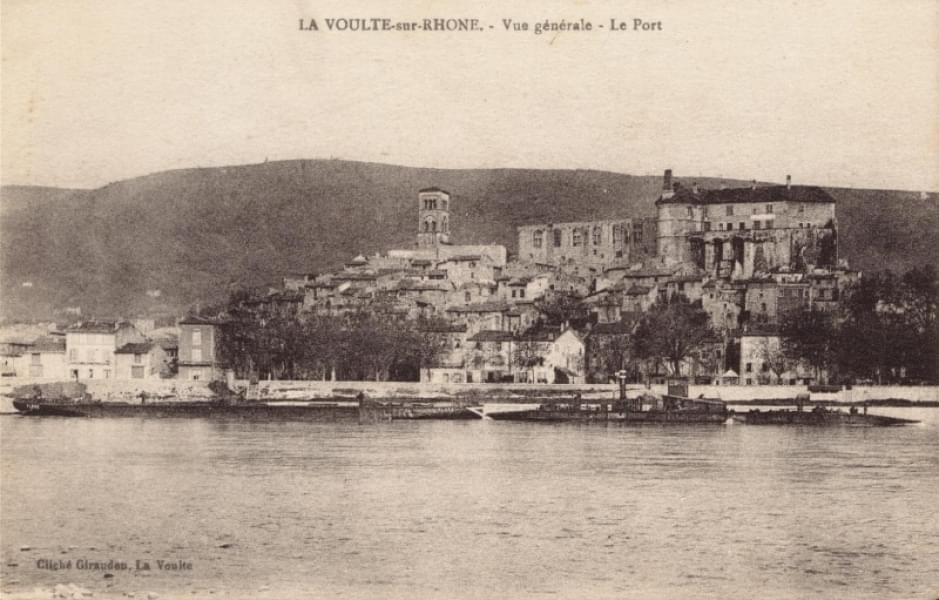 """Résultat de recherche d'images pour """"chateau de la voulte cartes postales anciennes"""""""