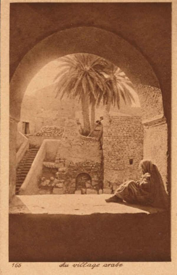 Egypte - Village Arabe