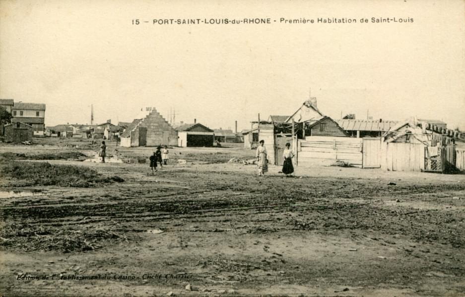 Cartes postales bouches du rh ne - College port saint louis du rhone ...