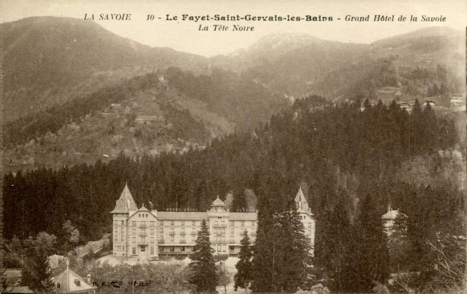 Hotel  Ef Bf Bd Saint Gervais Les Bains