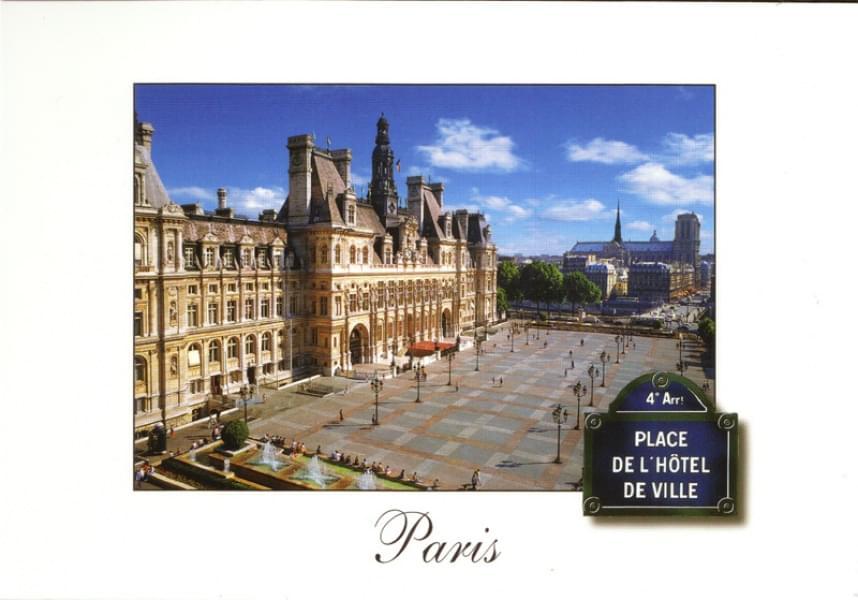Hotel Du Monde Paris