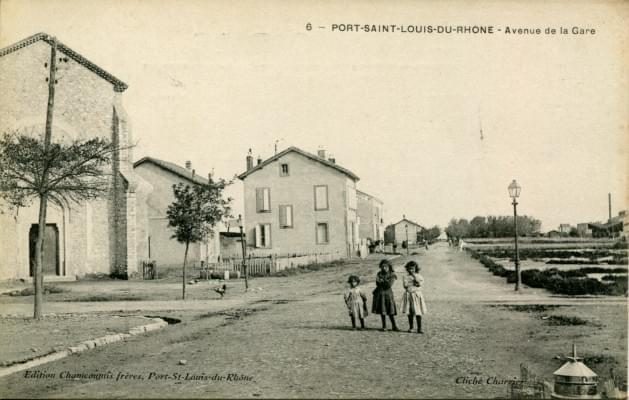 Cartes postales bouches du rh ne - Office du tourisme port saint louis du rhone ...